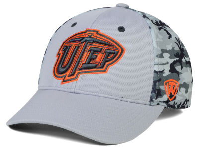 UTEP Miners Top of the World NCAA Pursuit M-Fit Cap