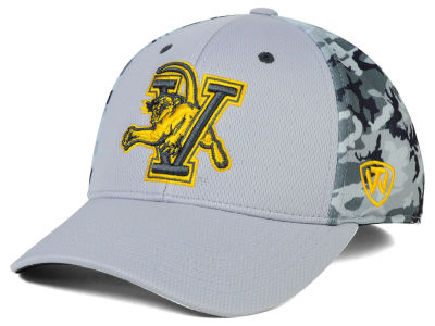 Vermont Catamounts Top of the World NCAA Pursuit M-Fit Cap