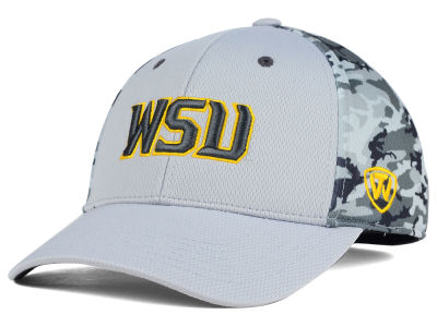 Wright State Raiders Top of the World NCAA Pursuit M-Fit Cap