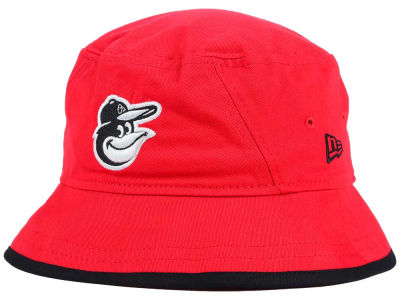 Baltimore Orioles New Era MLB Bucket-Dub Cap