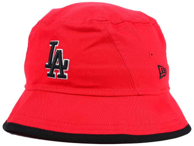 Los Angeles Dodgers New Era MLB Bucket-Dub Cap