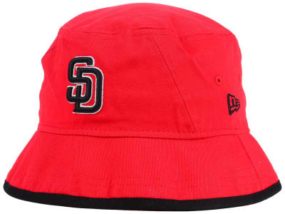 San Diego Padres New Era MLB Bucket-Dub Cap