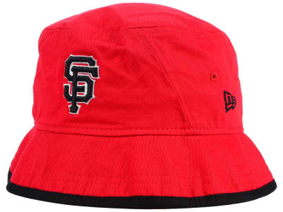 San Francisco Giants New Era MLB Bucket-Dub Cap