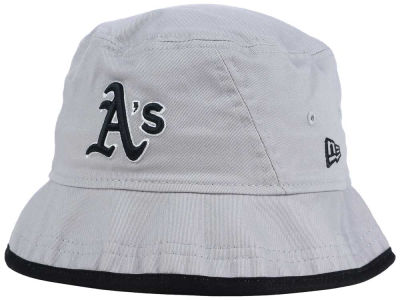 Oakland Athletics New Era MLB Bucket-Dub Cap