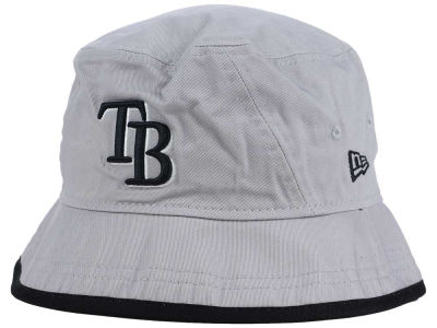 Tampa Bay Rays New Era MLB Bucket-Dub Cap