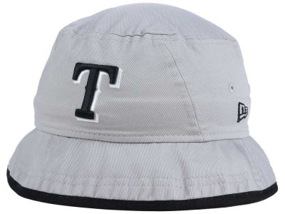 Texas Rangers New Era MLB Bucket-Dub Cap