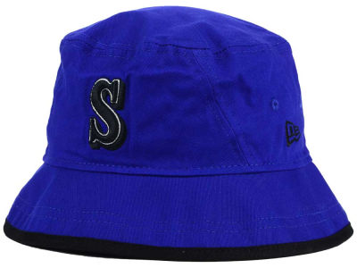 Seattle Mariners New Era MLB Bucket-Dub Cap