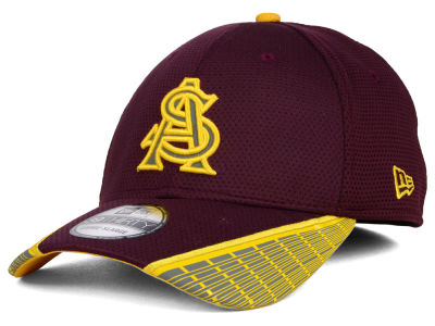 Arizona State Sun Devils New Era NCAA Training Mesh 39THIRTY Cap