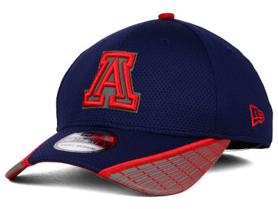 Arizona Wildcats New Era NCAA Training Mesh 39THIRTY Cap