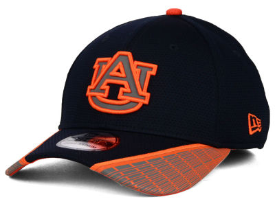 Auburn Tigers New Era NCAA Training Mesh 39THIRTY Cap