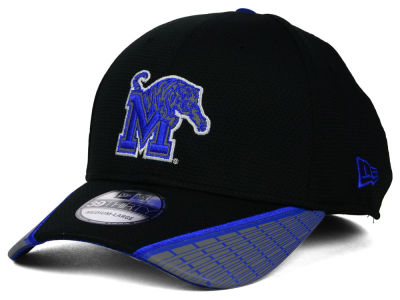 Memphis Tigers New Era NCAA Training Mesh 39THIRTY Cap