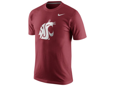 Washington State Cougars Nike NCAA Warp Logo T-Shirt