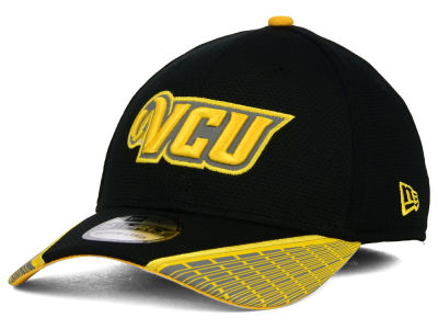 VCU Rams New Era NCAA Training Mesh 39THIRTY Cap
