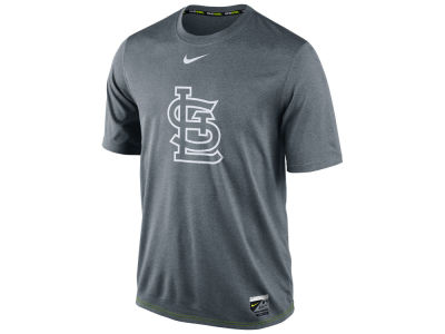 St. Louis Cardinals Nike MLB Men's AC Logo Legend T-Shirt