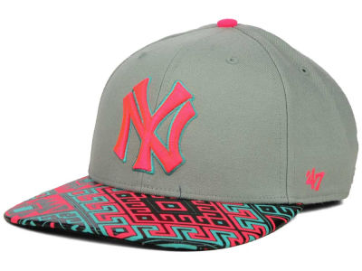 New York Yankees '47 MLB Coop Moroc '47 Pro Fitted Cap