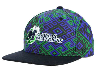 Dallas Mavericks '47 NBA HWC Bissau Snapback Cap
