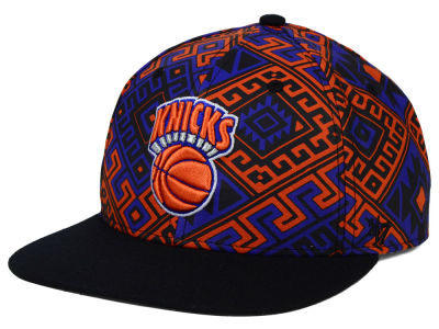 New York Knicks '47 NBA HWC Bissau Snapback Cap