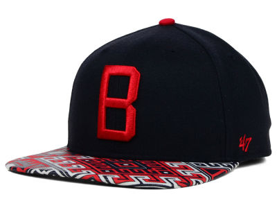 Boston Red Sox '47 MLB Coop Moroc '47 Pro Fitted Cap