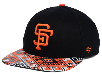 San Francisco Giants '47 MLB Coop Moroc '47 Pro Fitted Cap