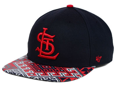 St. Louis Cardinals '47 MLB Coop Moroc '47 Pro Fitted Cap