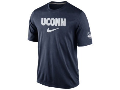 Connecticut Huskies Nike NCAA Men's Basketball Fill T-Shirt
