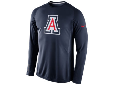 Arizona Wildcats Nike NCAA Men's Disruption Shooting Long Sleeve T-Shirt