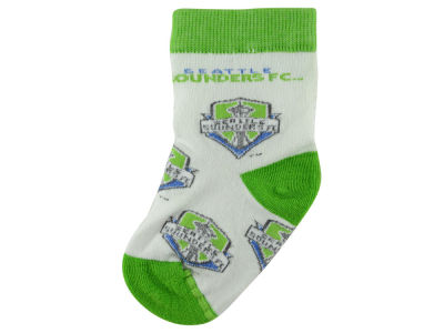 Seattle Sounders FC Infant Team Color All Over Socks