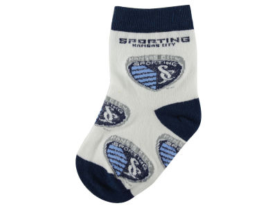 Sporting Kansas City Infant Team Color All Over Socks