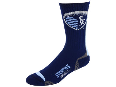 Sporting Kansas City Team Vortex Crew Sock