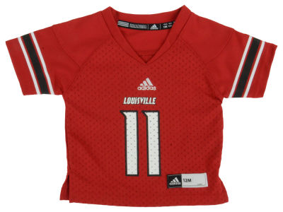 Louisville Cardinals #11 adidas NCAA Infant Replica Football Jersey
