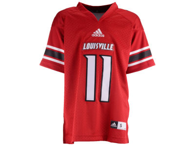 Louisville Cardinals #11 NCAA Youth Premier Football Jersey