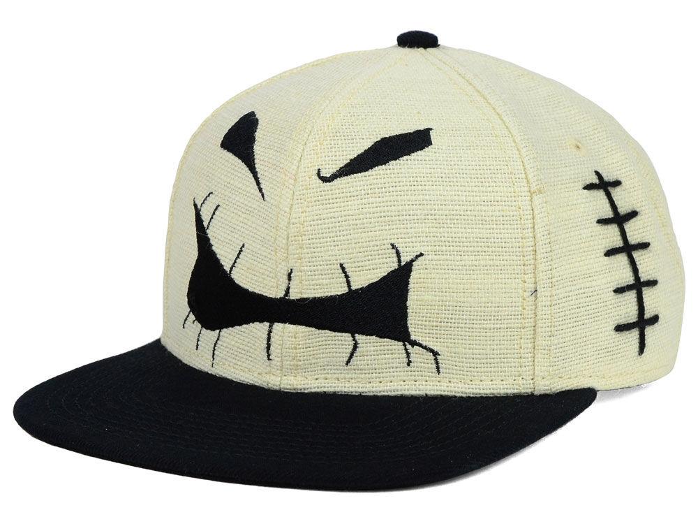 Nightmare Before Christmas NBC Jack Skellington Snapback Hat  ac65b005ed50