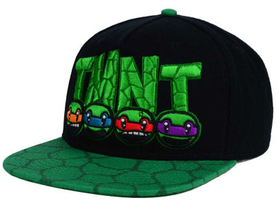 Teenage Mutant Ninja Turtles TMNT All Character Snapback Hat