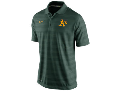 Oakland Athletics Nike MLB Men's Dri-Fit Polo Shirt