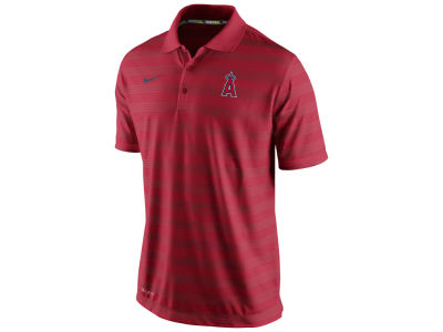 Los Angeles Angels Nike MLB Men's Dri-Fit Polo Shirt