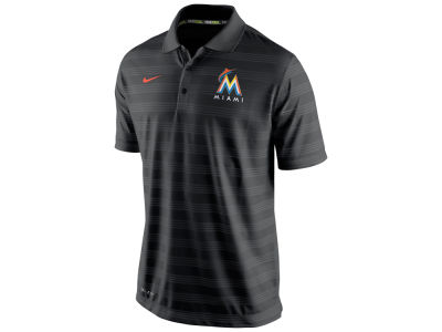 Miami Marlins Nike MLB Men's Dri-Fit Polo Shirt