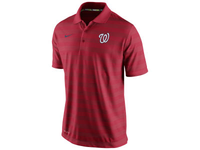 Washington Nationals Nike MLB Men's Dri-Fit Polo Shirt