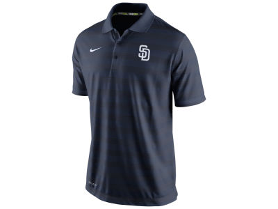 San Diego Padres Nike MLB Men's Dri-Fit Polo Shirt
