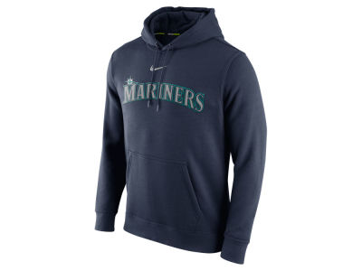 Seattle Mariners Nike MLB Men's Club Hoodie