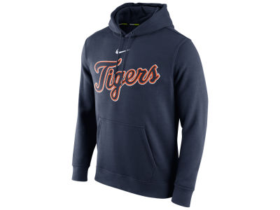 Detroit Tigers Nike MLB Men's Club Hoodie