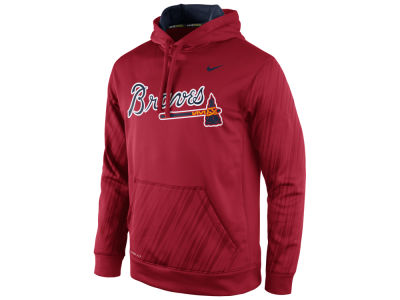Atlanta Braves Nike MLB Men's Speed KO Hoodie
