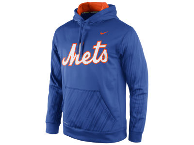 New York Mets Nike MLB Men's Speed KO Hoodie
