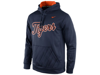 Detroit Tigers Nike MLB Men's Speed KO Hoodie