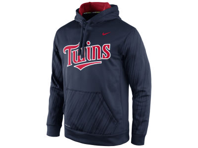 Minnesota Twins Nike MLB Men's Speed KO Hoodie