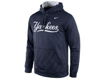 New York Yankees Nike MLB Men's Speed KO Hoodie