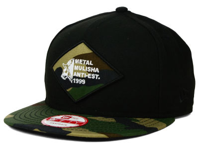 Metal Mulisha Diamond 9FIFTY Snapback Cap