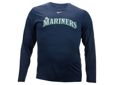 Seattle Mariners Nike MLB Men's Legend Long Sleeve T-Shirt