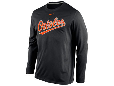 Baltimore Orioles Nike MLB Men's Legend Long Sleeve T-Shirt