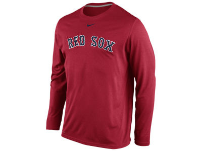 Boston Red Sox Nike MLB Men's Legend Long Sleeve T-Shirt