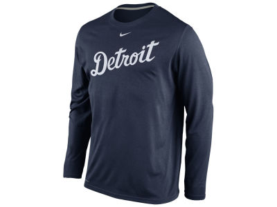 Detroit Tigers Nike MLB Men's Legend Long Sleeve T-Shirt